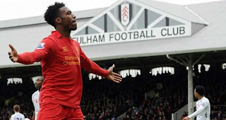 Video Gol Fulham vs Liverpool 12 Mei 2013