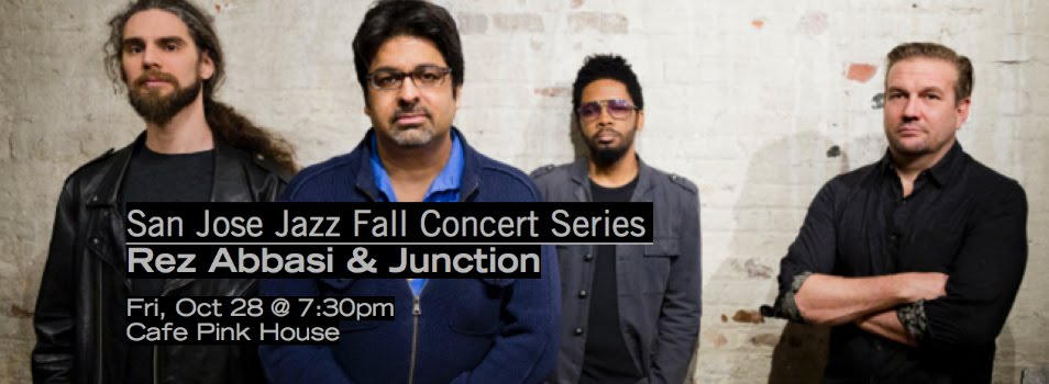 San Jose Jazz Fall Event