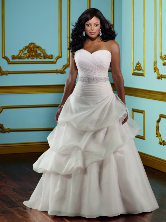 robe de mariee pas cher taille plus