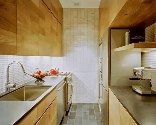 kumpulan desain dapur kecil minimalis