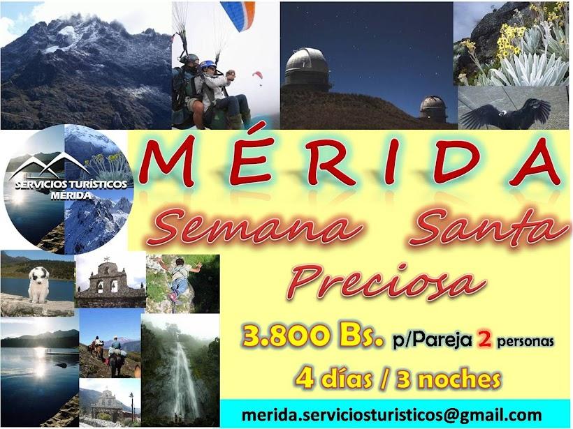 Servicios Turísticos Mérida