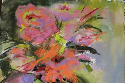 Emily Carr Pastel Course - Class 3 & 4