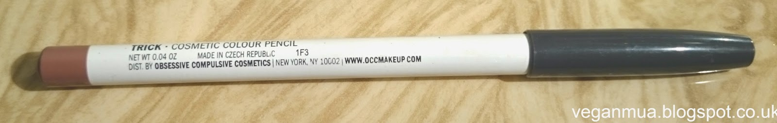 OCC Cosmetic Color Pencil in Trick