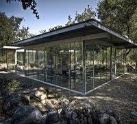 Casa de los tres ríos de Taalman Koch Architects