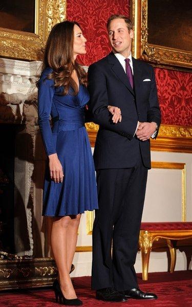 pernikahan. Terbaru adalah pasangan Kerajaan Inggris, Pangeran William
