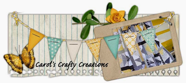 Carol&#39;s Crafty Creations