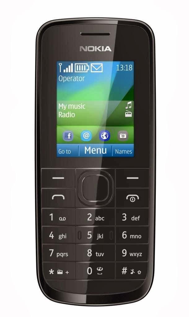 Nokia 109 (RM-907)Version 04.10 Flash File Free Download