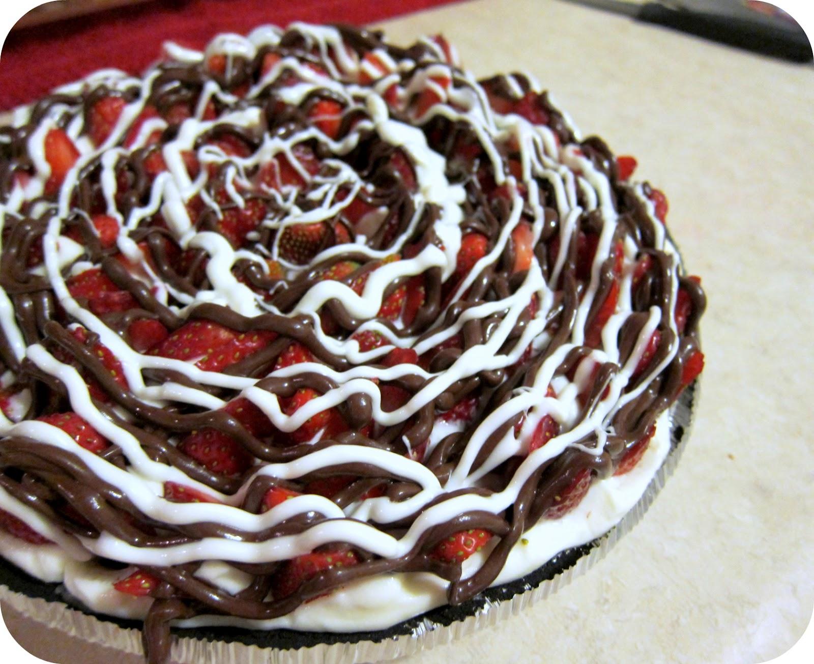 Magic on main street valentine 39 s day dessert amazing no for White chocolate and strawberry tart
