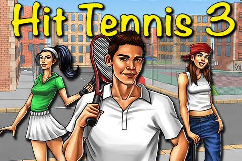 Hit Tennis 3 Free App Game By Focused Apps