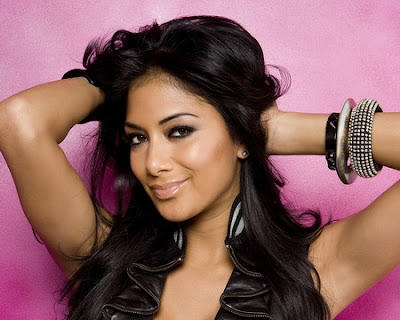 Nicole Scherzinger - Try With Me Lyrics