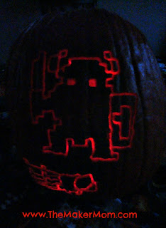 Realm of the Mad God Pumpkin