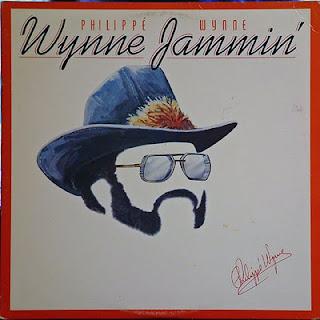 PHILIPPÉ WYNNE - WYNNE JAMMIN\' (1980)
