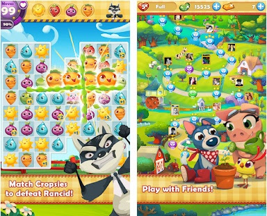 Farm Heroes Saga Apk v4.10.5 Mod Free Download Android