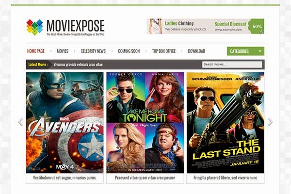 moviexpose-free-blogger-templates