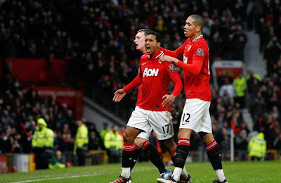 Manchester United 4 - 1 Wolverhampton (1)