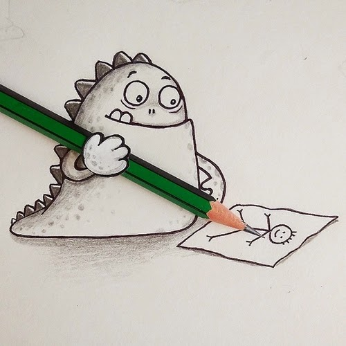 16-Tragon-Drawing-Manik-N-Ratan-maniknratan-Cartoon-Drawings-www-designstack-co