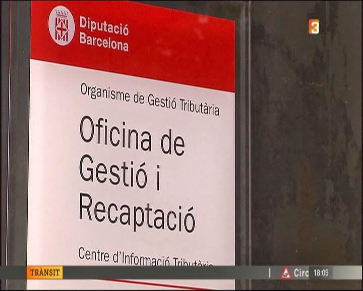 La gran corrupci n 2 se inaugura la hacienda catalana for Oficina hacienda barcelona