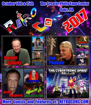 Retro Con 2017