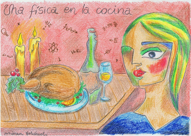 una f sica en la cocina men de navidad 2013