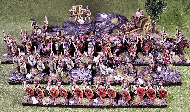 II/78 Late Imperial Roman DBA Army