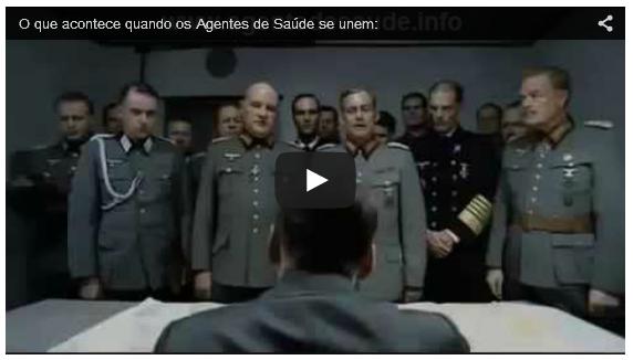 ACS%2Be%2BGoverno Filme mostra que quando os ACS se unem os Governantes se desesperam