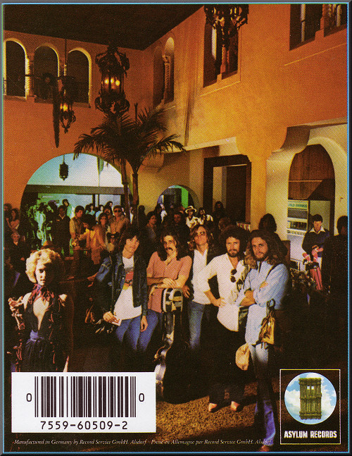 hotel california meaning