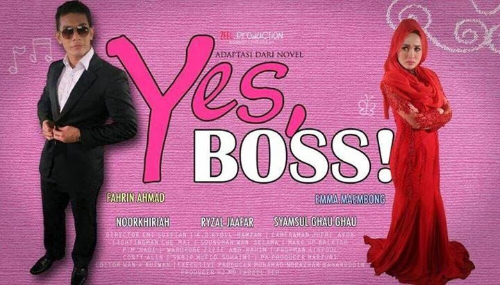 Yes Boss (2014) Episod 14