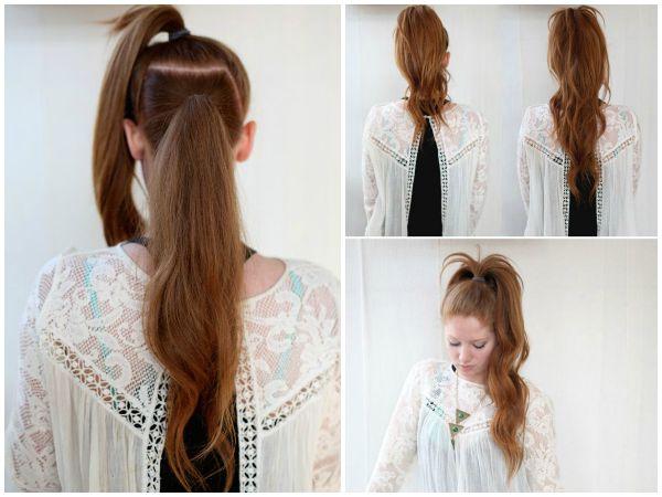 17 ideas para llevar el pelo perfecto todos los días a clase