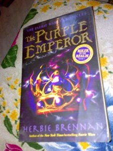 The Purple Emperor by Herbie Brennan