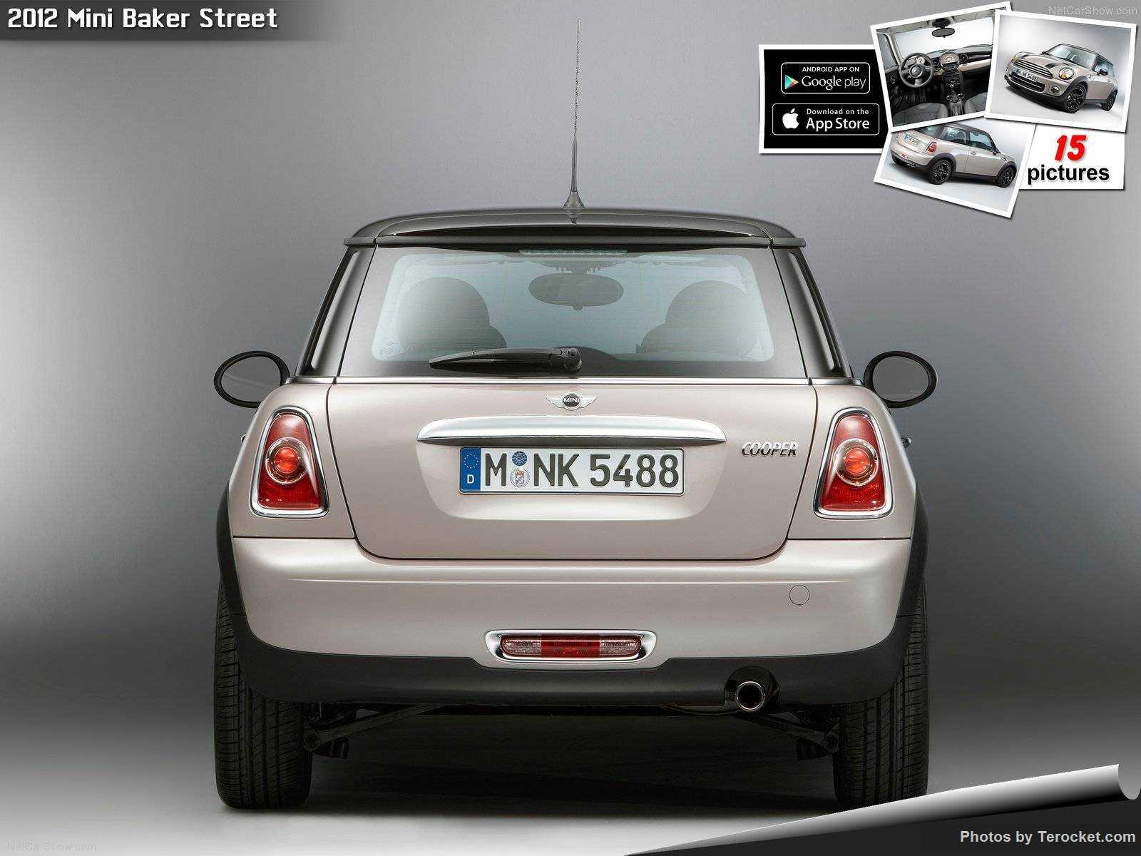 Hình ảnh xe ô tô Mini Baker Street 2012 & nội ngoại thất