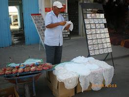 on fait aussi dans la dentelle, en Tunisie
