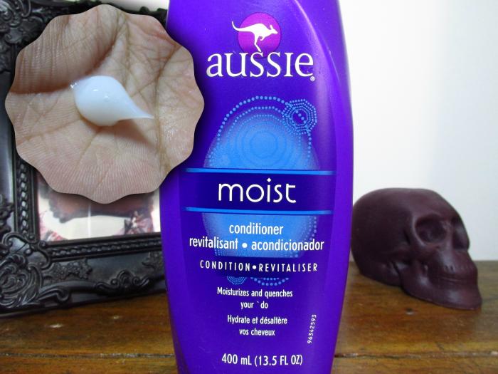 Aussie Moist Condicionador