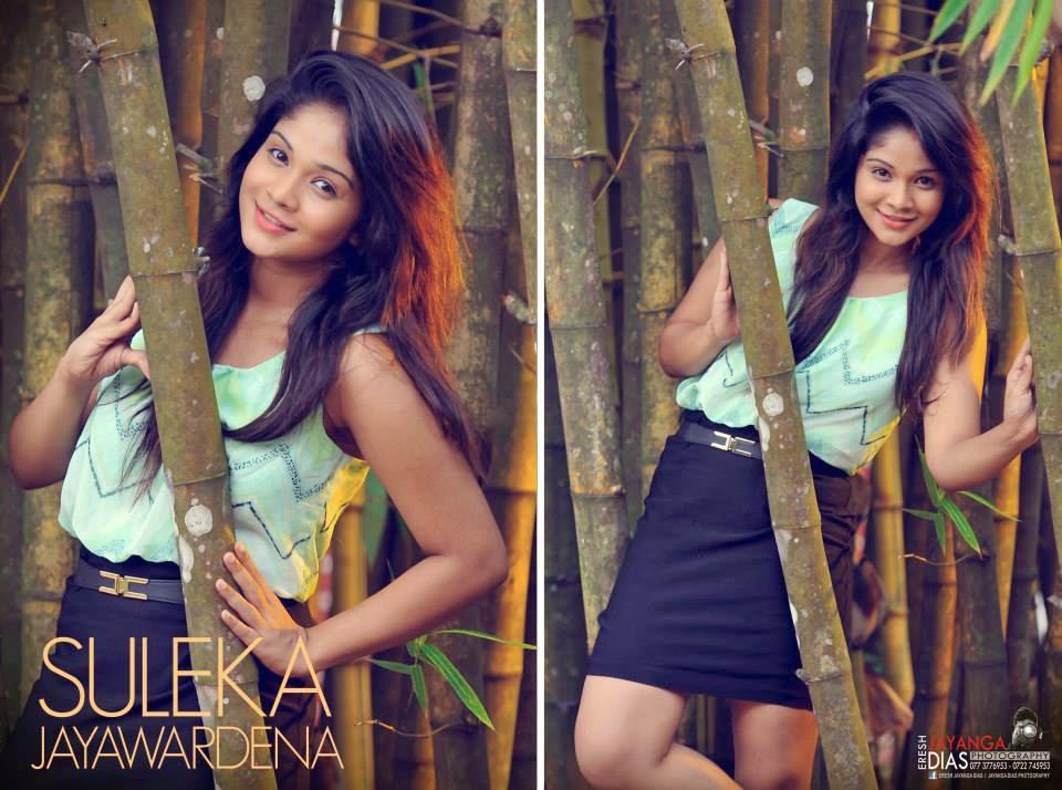 Suleka Jayawardena legs