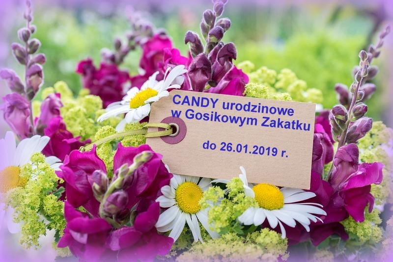 Candy w Gosikowym Zakątku