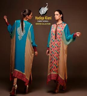 Hadiqa Kiyani dresses for girls