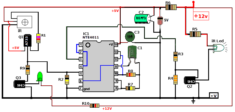 Inhibidor de alarmas como funciona - inhibidor de frecuencia wifi
