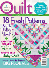 Quilt Mag Apri/May 2012
