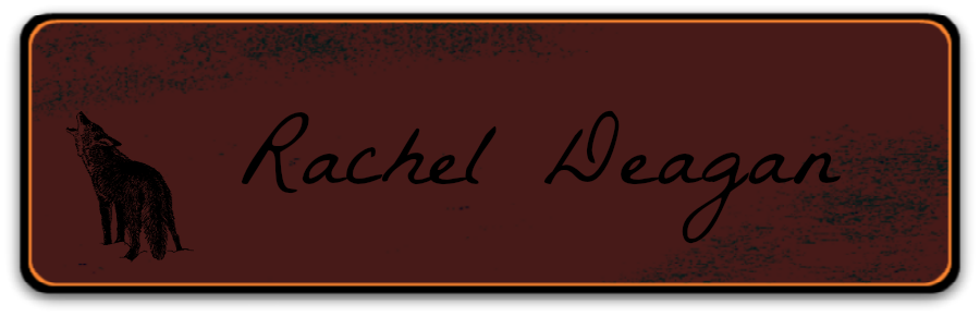 Rachel Deagan - YA Author