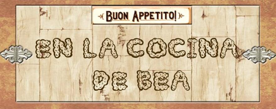 En la cocina de Bea