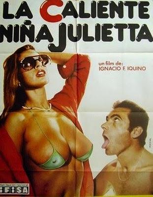 LA CALIENTE NIÑA JULIETA (1981) Ver online – Castellano