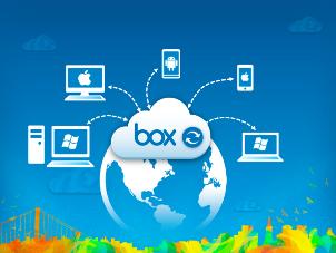 Cómo compartir video desde Box.