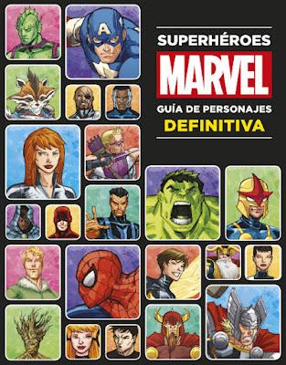 LIBRO - Superhéroes Marvel . Guía de personajes definitiva   (Disney - 8 septiembre 2015) | Comprar en Amazon