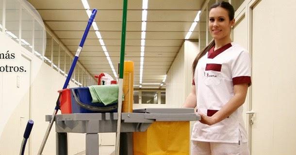 Expertus servicios hoteleros selecciona personal espai for Trabajo de camarera de pisos
