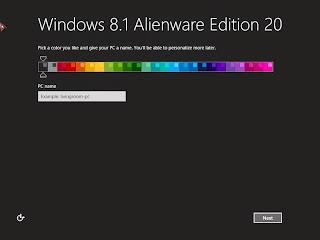 Windows 8.1 Alienware Edition x64 2015