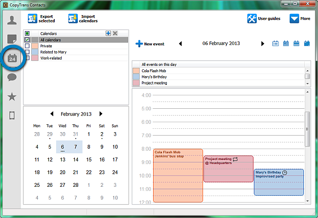 Ipad Calendars Iphone Calendar to Ipad Mini