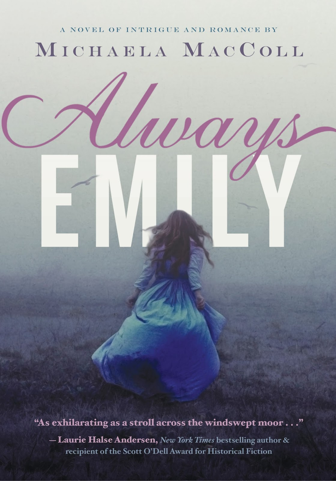 Image result for Always Emily by Michaela MacColl