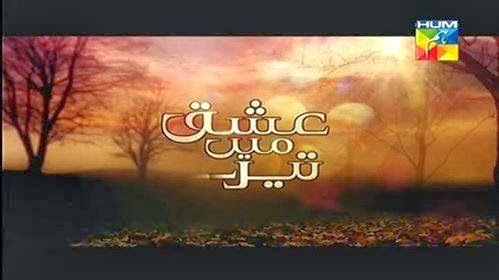 watch online hum tv drama serial Ishq Mein Tere Episode 6 in High Quality 1 January 2014