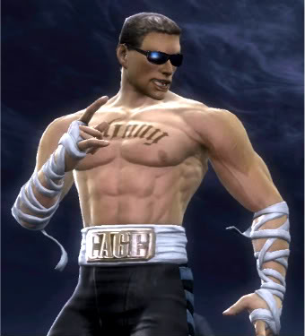 johnny cage sexy