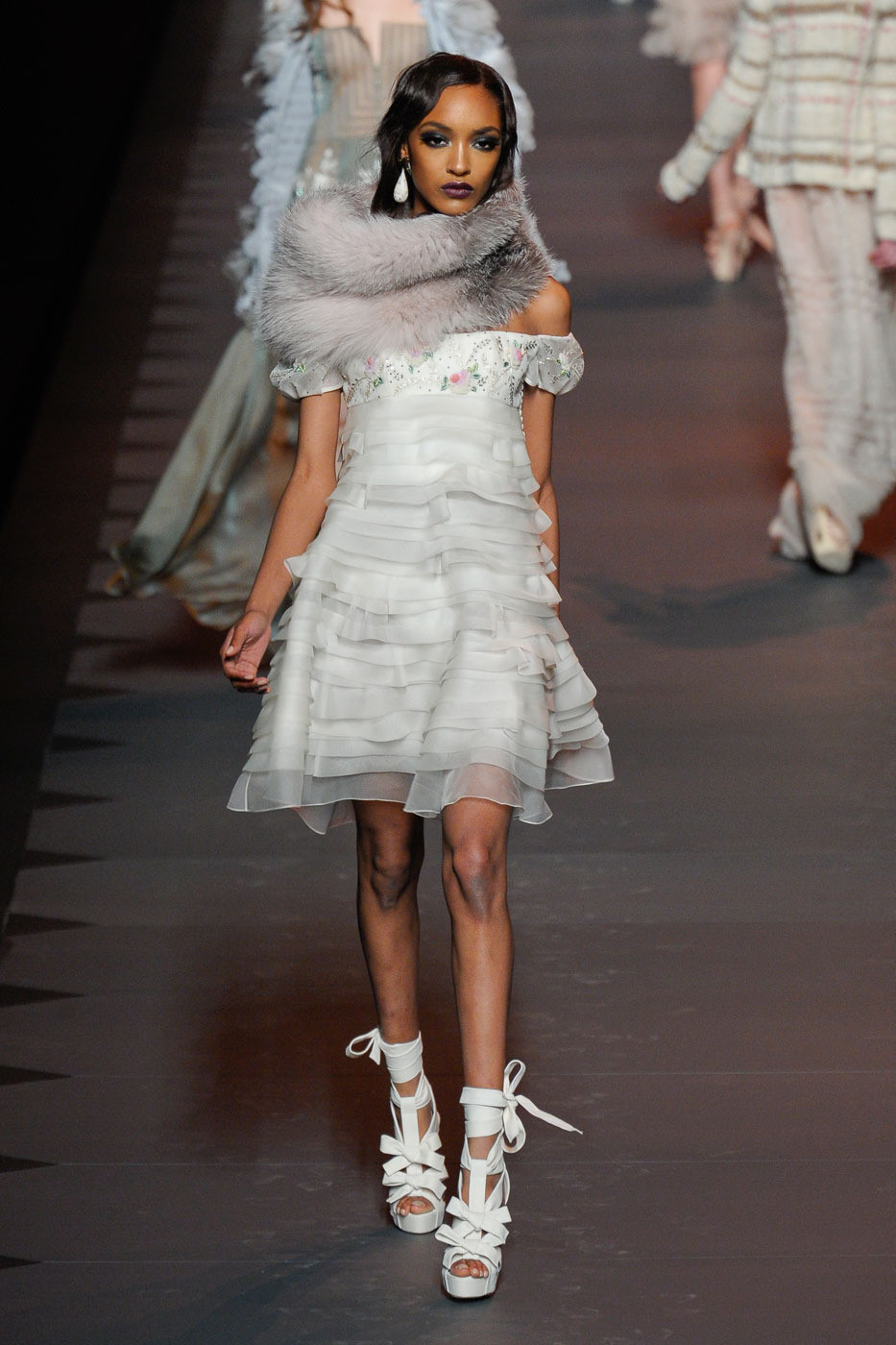 via fashioned by love | Christian Dior Fall/Winter 2011 collection by John Galliano
