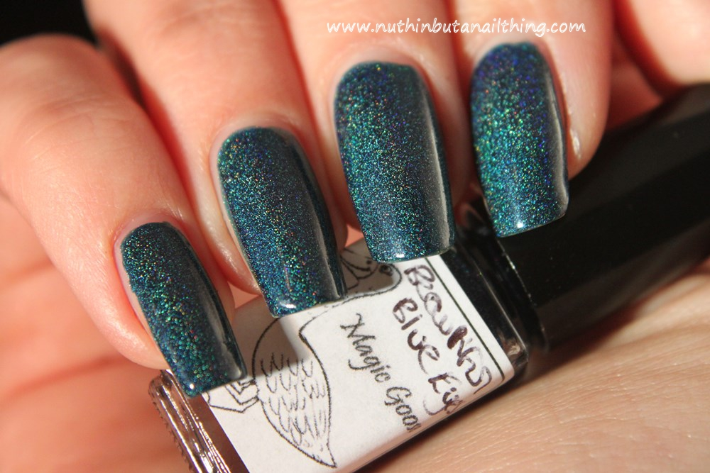 Magic Goose - Beautiful Blue Eyes